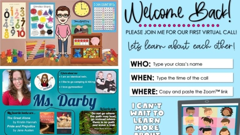 15 Ways To Virtually Welcome Kids Back to School