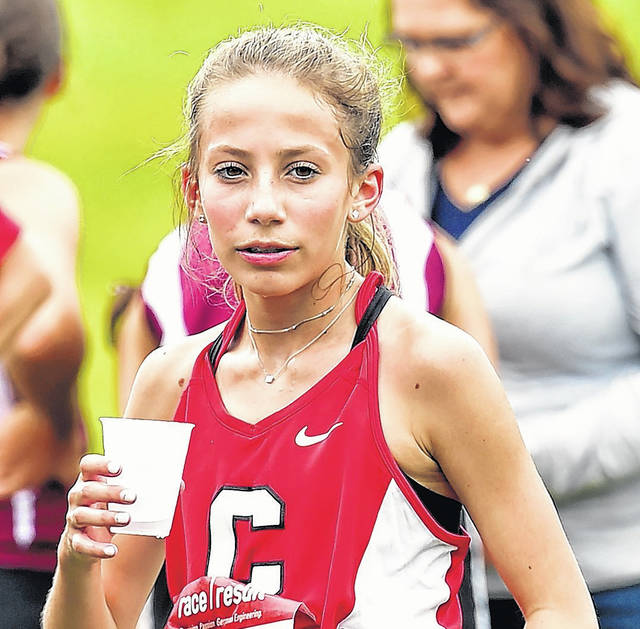 WVC girls cross country: Crestwood's DeMarzo adapted and succeeded | Times Leader