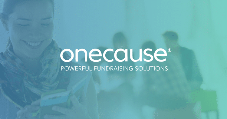 Fundraising Powered by OneCause, creator of BidPal