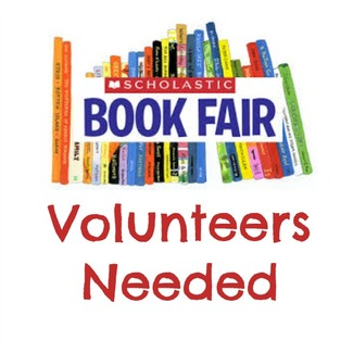 Volunteers for PLE Scholastic Book Fair 2018