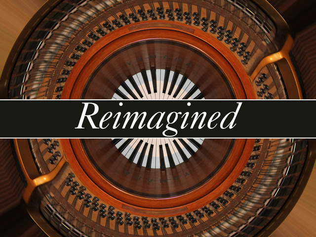 Reimagined: Classic Hymns for a Modern Audience