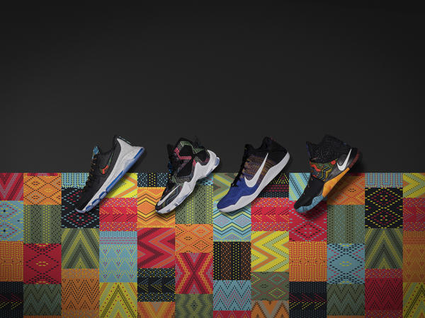 2016 Nike Black History Month Collection