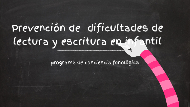 PROGRAMA DE CONCIENCIA FONOLÓGICA by periodicodigitalperalta on Genial.ly