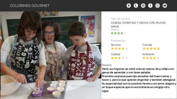 colorines gourmet by periodicodigitalperalta on Genial.ly