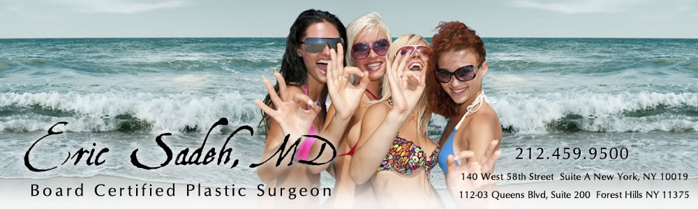 Dr. Eric Sadeh MD Face Lift Surgery in Manhattan New York