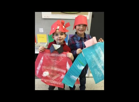 Salford Hills First Grade Fashion Designers 1/8/19