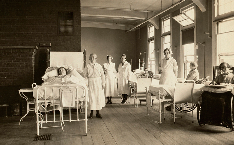 A List Of Rules For Nurses… From 1887