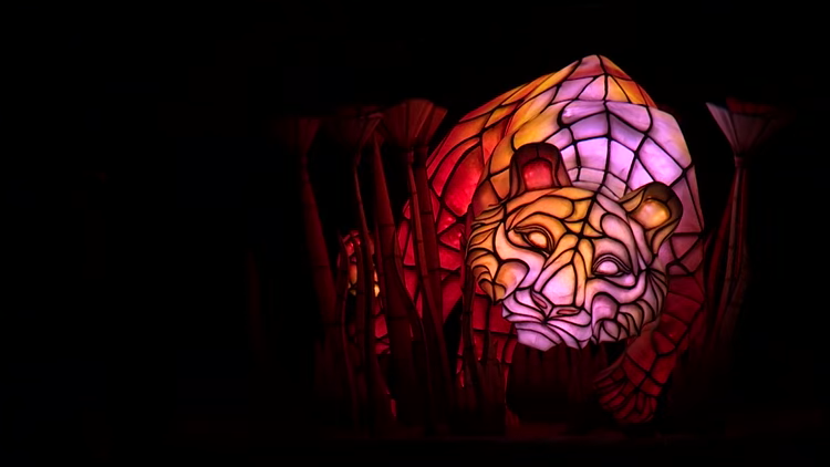 All in the Details: Creating 'Rivers of Light' Animal Spirit Guide Floats