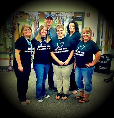 Reagan Elementary 5th Grade Team