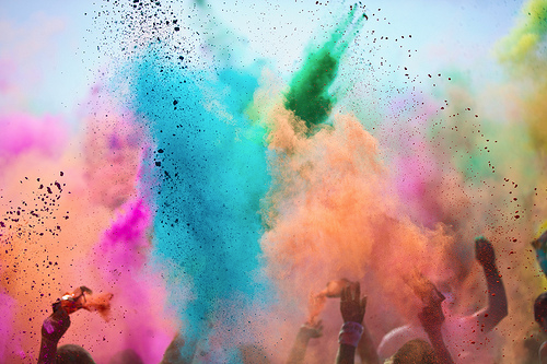 Kangaroo Color Run