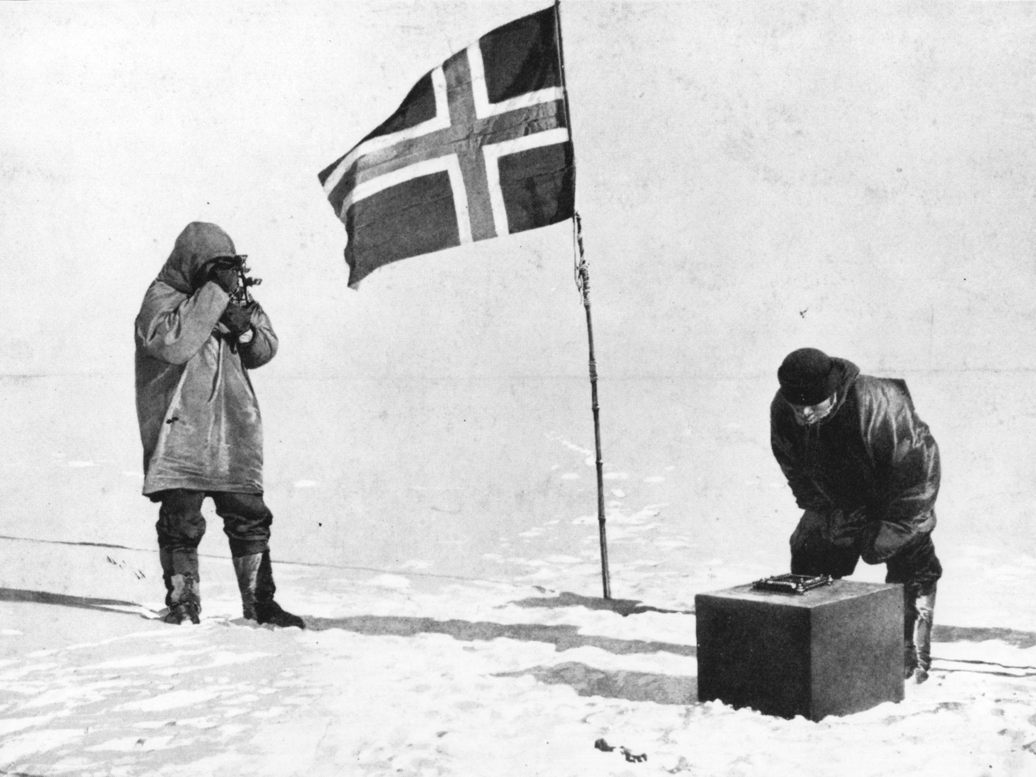 5 facts about the man who led the first expedition to the South Pole