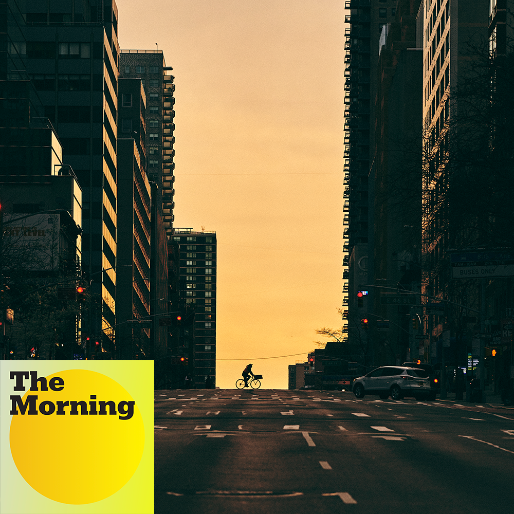 Sign up for The Morning - The New York Times
