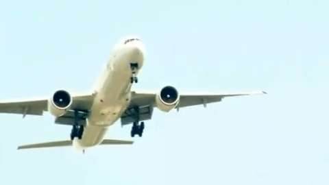 Aircraft Noise Linked to Increased Health Risks, Says Study