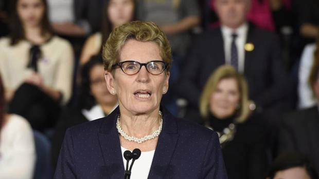 Ontario plans cap-and-trade on greenhouse gas emissions