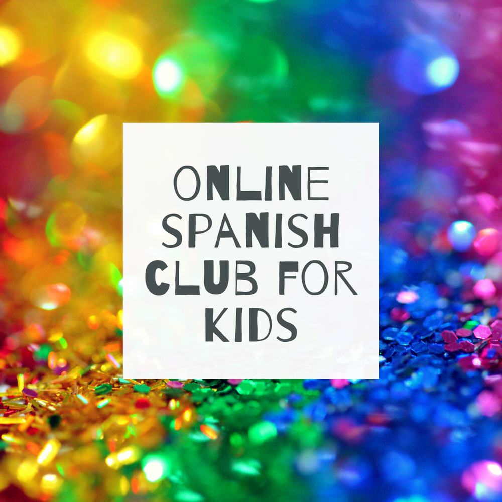 New: Online Spanish Clubs for kids in K-5th grades!  | DSN