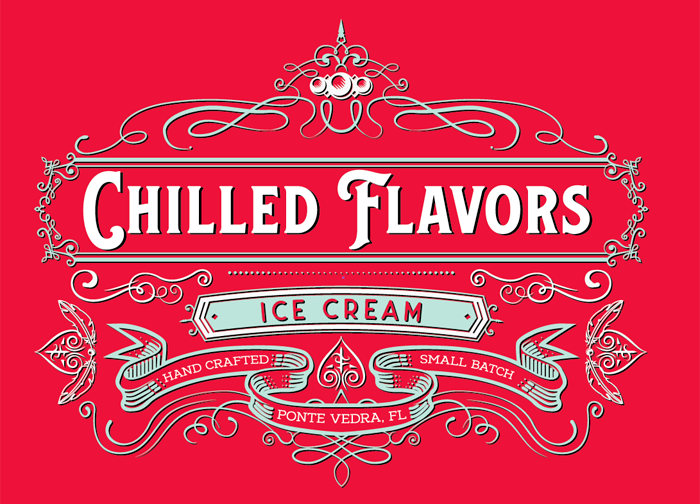 Fresh Made Ice Cream | United States | Chilled Flavors