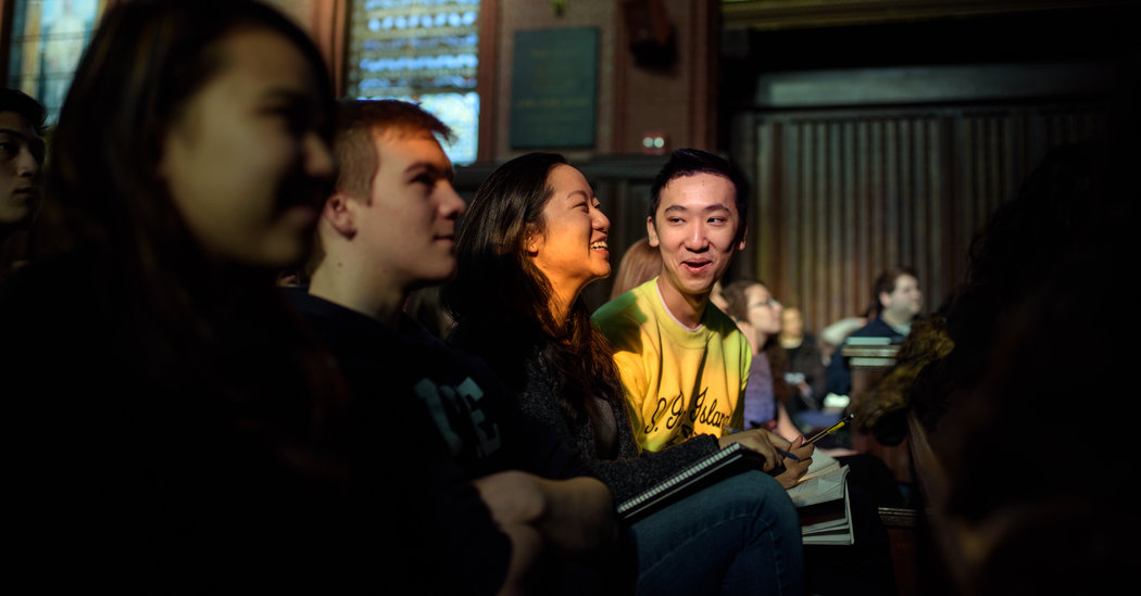 Yale's Most Popular Class Ever: Happiness