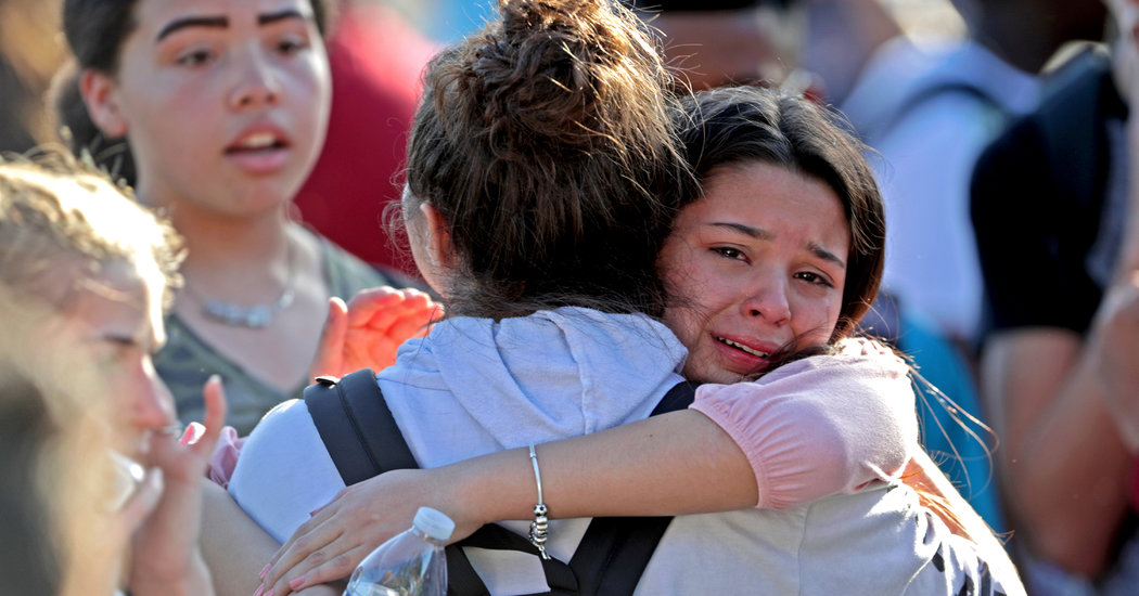 Resources for Talking and Teaching About the School Shooting in Florida