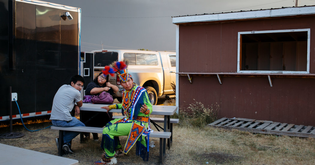 'I Feel Invisible': Native Students Languish in Public Schools
