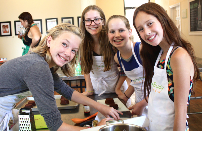 NYC Kids Cooking Camps - Taste Buds Kitchen