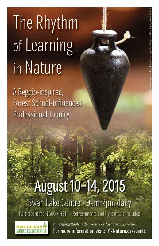 Breaking New Ground in Reggio Inspired Practice: The Atelier of Nature