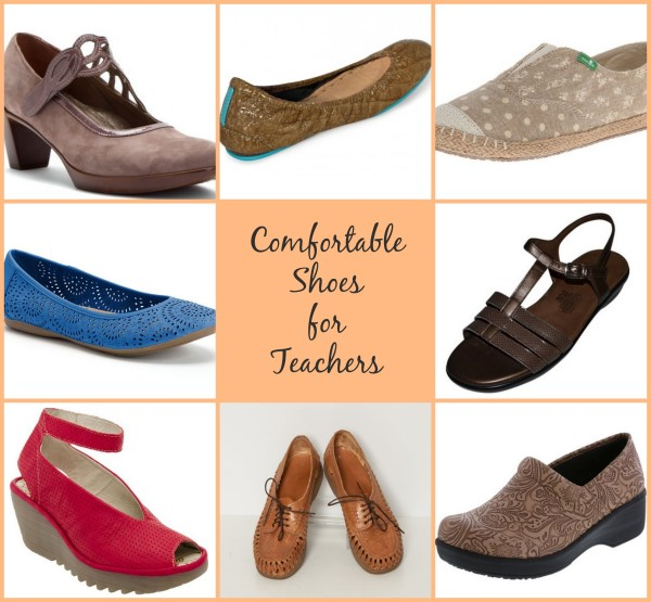 Your votes are in: the 30 most comfortable shoes for teachers | The Cornerstone