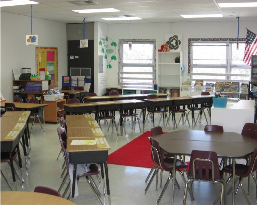 Ideas for Classroom Seating Arrangements -
