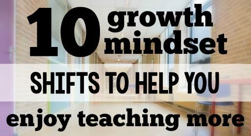 How to cultivate a growth mindset to enjoy teaching more