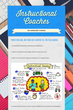 Instructional Coaches Make a Huge Impact