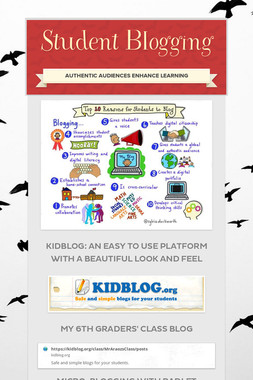 Student Blogging: Authentic Audiences Enhance Learning