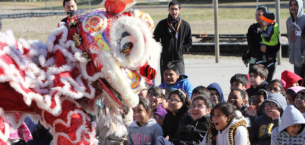 Nathan Adams Elementary celebrates Chinese New Year in colorful style | The Hub