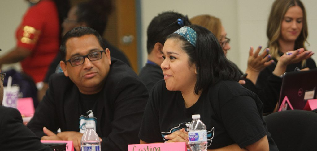 Staff from ACE campuses prepare for new school year with intense training | The Hub