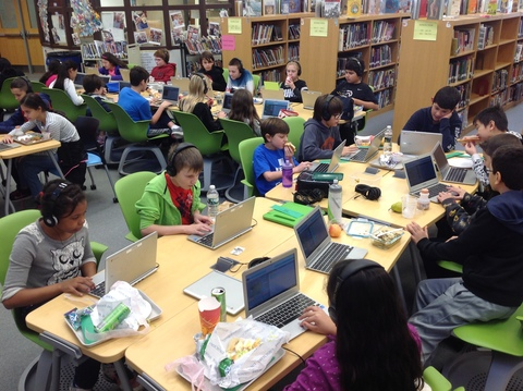 Programming Their Future: Hour of Code Celebrated at Summit Public Schools