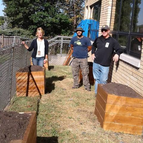 Little Falls School No. 2 Partners with City Green For Some 'Green Thumb' Lessons