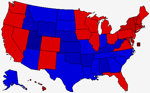 2012 Presidential General Election Results