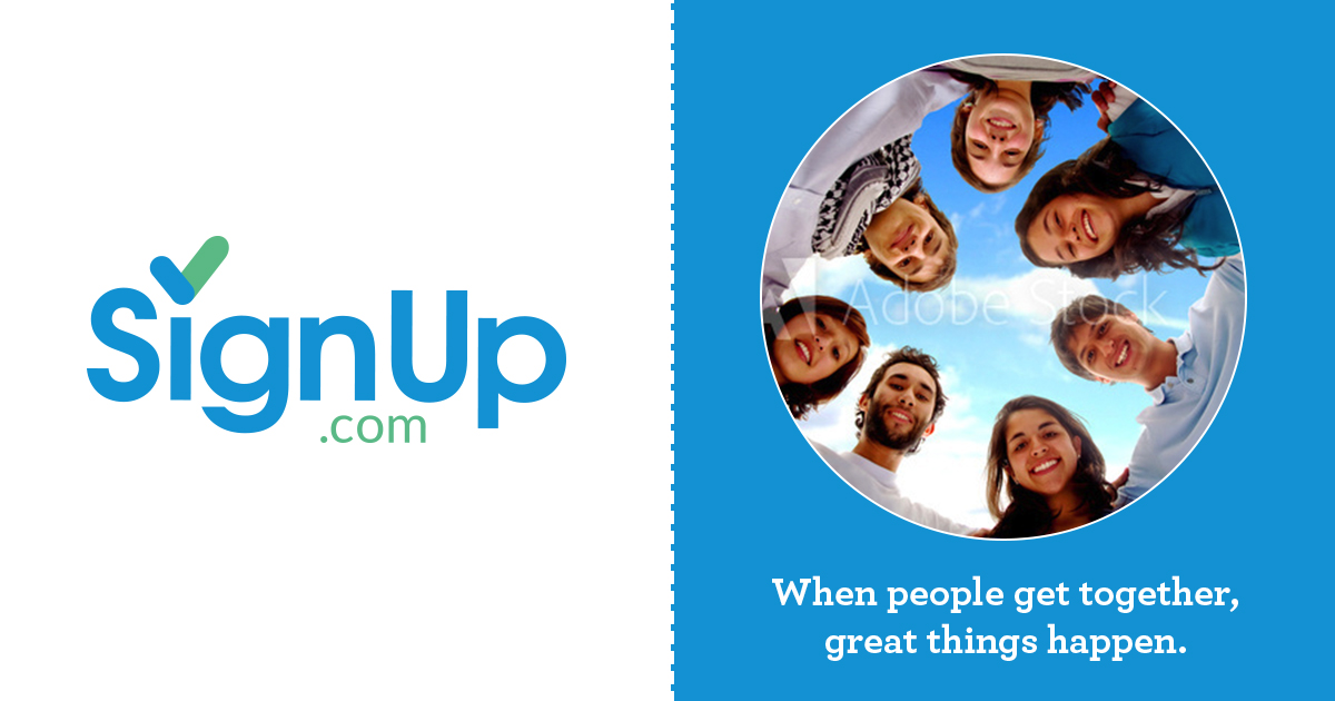 SignUp.com | The Easiest Way to Bring People Together
