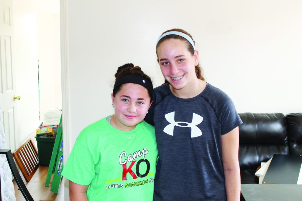West Hartford Girls Help Create Sanctuary for Previously Homeless Family - We-Ha | West Hartford News