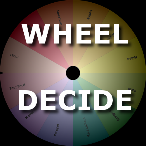 Wheel Decide | Perfect Pairs