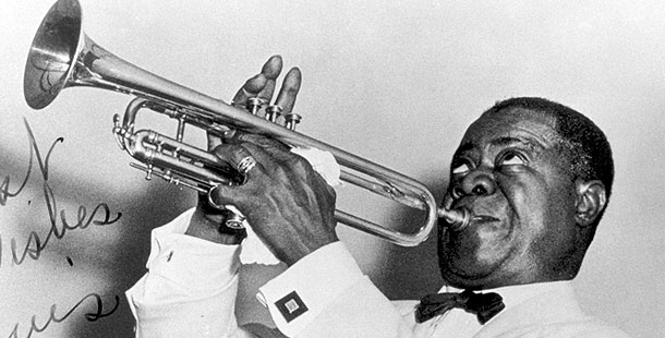 Louis Armstrong ~ About Louis Armstrong | American Masters | PBS