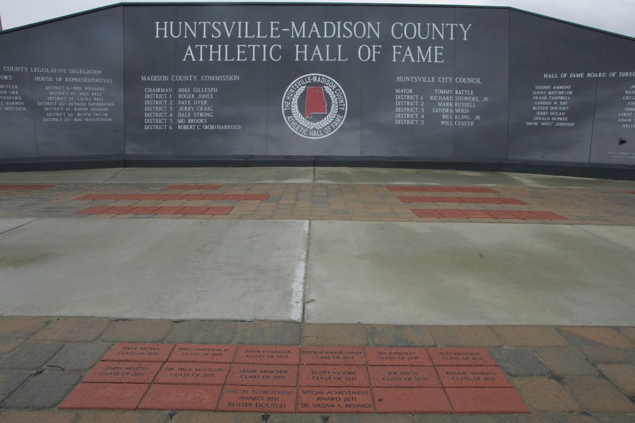Huntsville Athletic Hall of Fame announces 2020 class