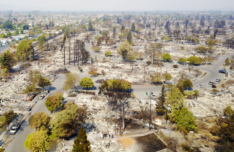 Catholic schools among casualties of California wildfires