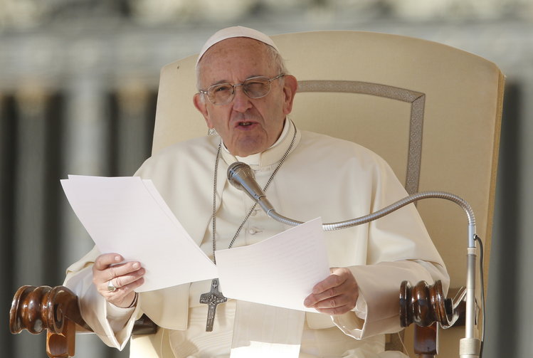 Pope Francis: The death penalty is contrary to the Gospel