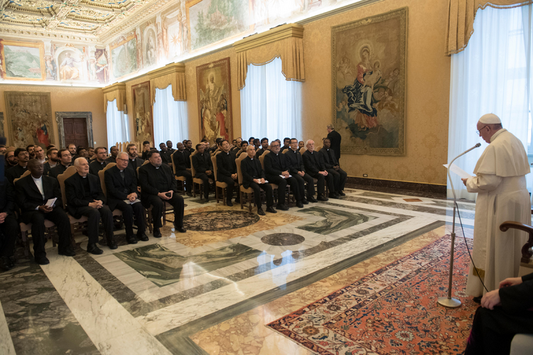 "Pope Francis to Jesuits: Be present ""in the deserts of humanity"""
