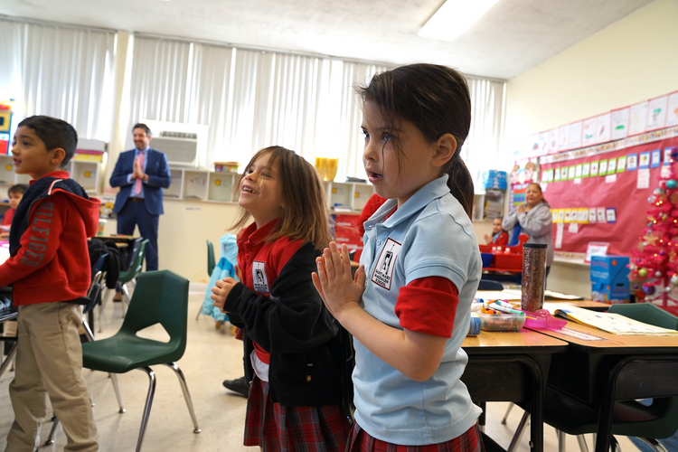 Catholicism is multilingual, so why aren't more Catholic schools?