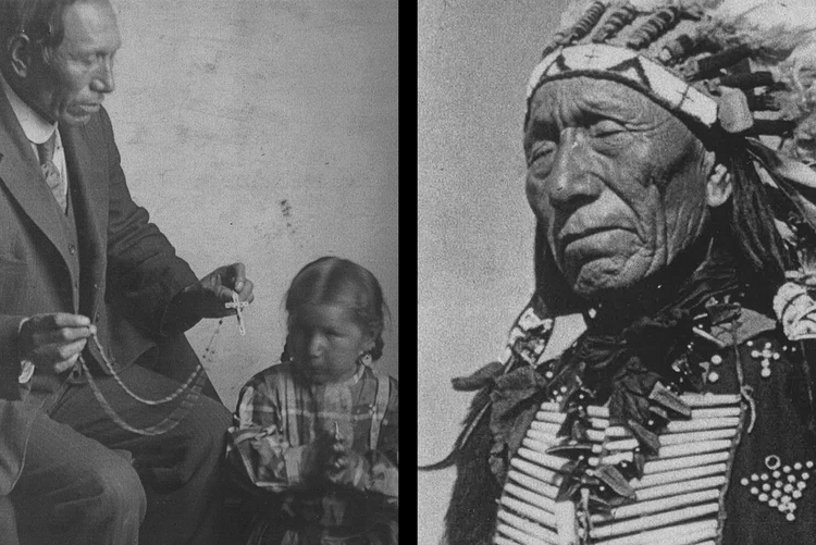 Black Elk, the Lakota medicine man turned Catholic teacher, is promoted for sainthood