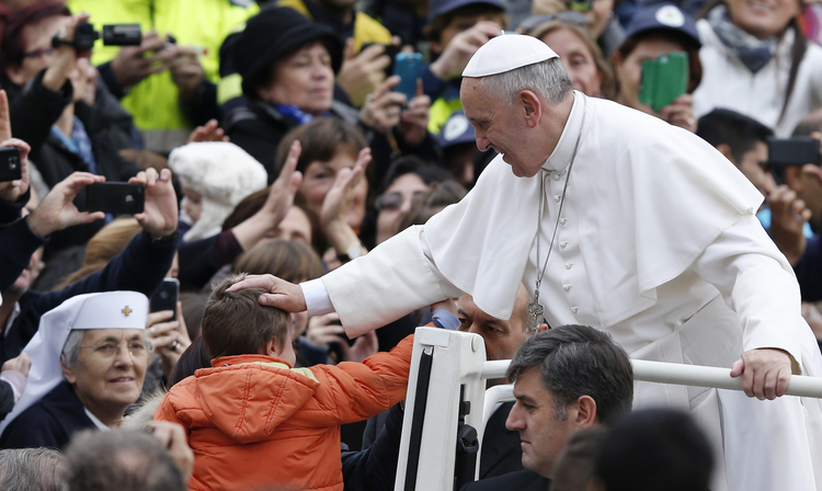 Francis on 'The Joy of the Gospel': Pope lays out his vision for an evangelical church