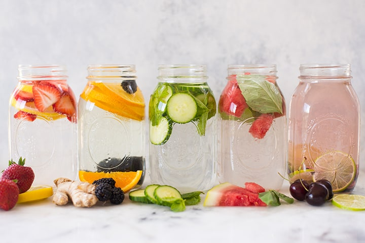 5 Easy Infused Water Recipes To Make Water Not Suck