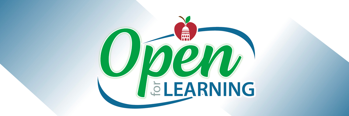 Open for Learning 2020-2021
