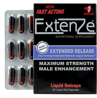 Buy ExtenZe Online: Your All Natural Male Enhancement Pill Shop