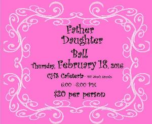 Father Daughter Ball Details